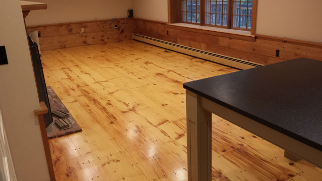 Hardwood Floor Refinishing In Milford Nh New England