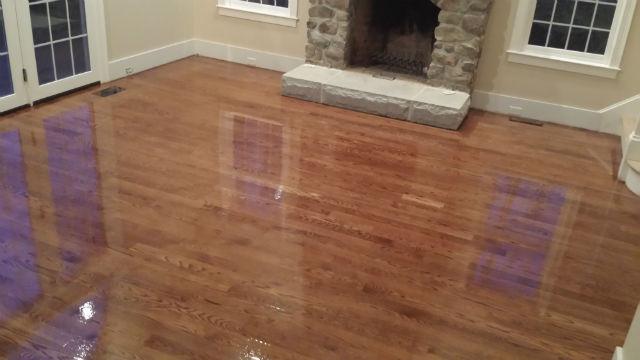 Hardwood Floor Refinishing In Salem Nh New England Floor Sanding