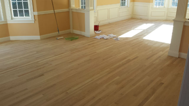 Floor Refinishing in Bedford NH
