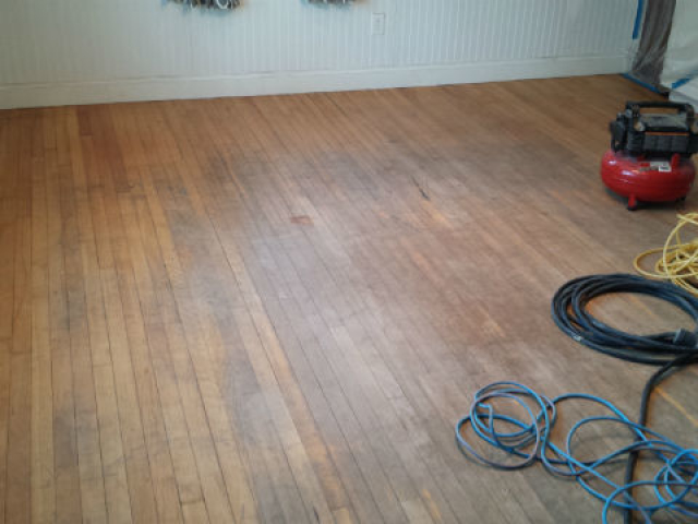Floor Refinishing in Pembroke NH