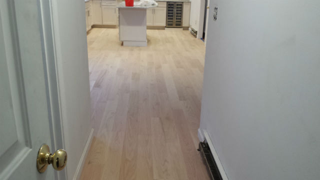 Hardwood Floor Refinishing in Salem NH