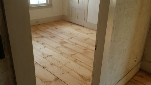 Hardwood Refinishing Nashua N.H