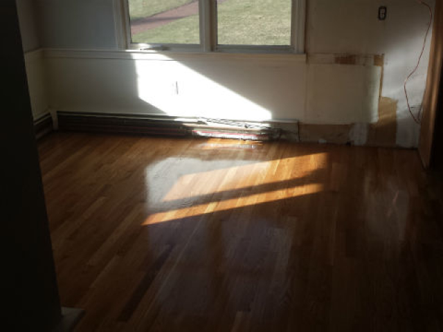 Hardwoodfloor Installed Lynnfield MA