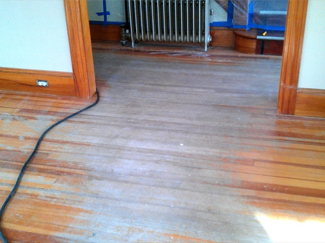 Littleton floor sanding