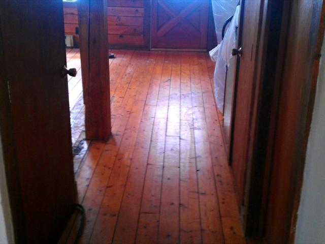 Keene floor sanding