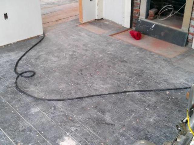 Bedford floor sanding