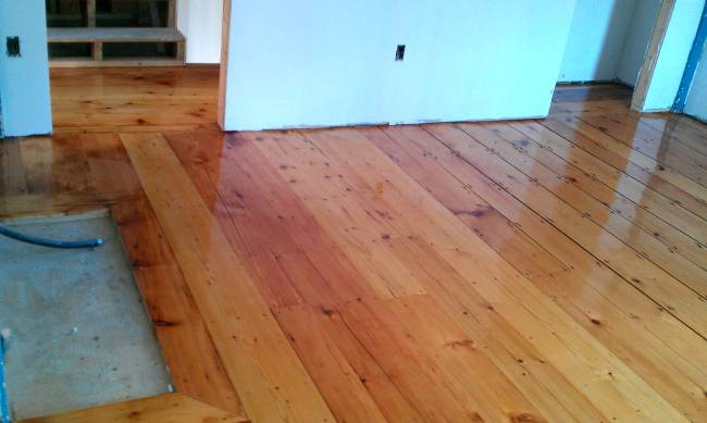 Westwood floor sanding
