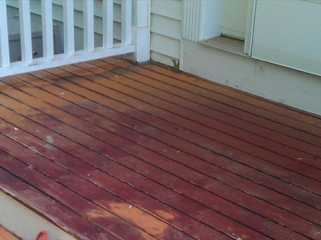 Hampton Falls floor sanding