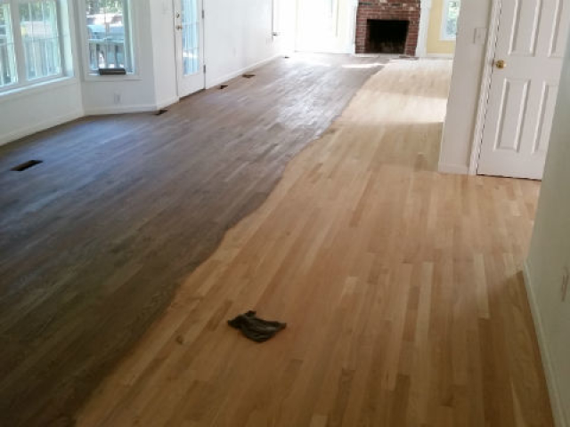 Hardwood Refinishing in Brookline NH