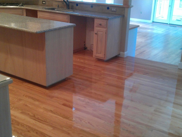 Ayer flooring sanding