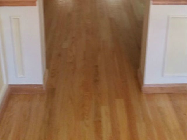 Wood floor Manchester N.H
