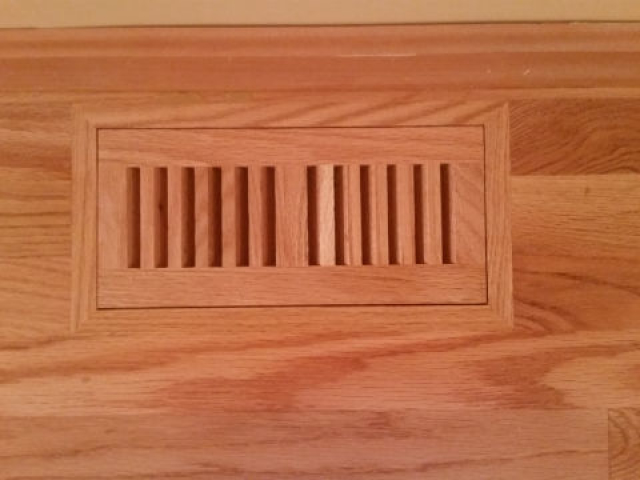 Wood floor Vents Milford N.H